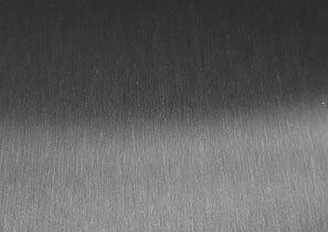 satinatura acciaio inox